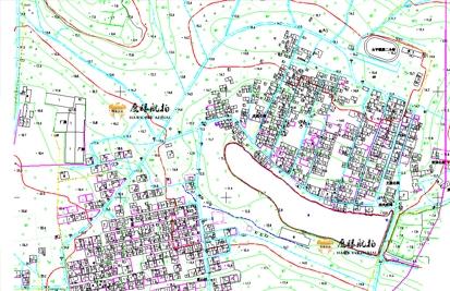 DLG数字地形图